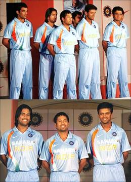 Indian Gear World Cup 2007