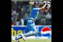 Great Shot from Dravid