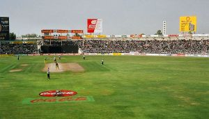 The Shrine of Tri-Nation Cricket